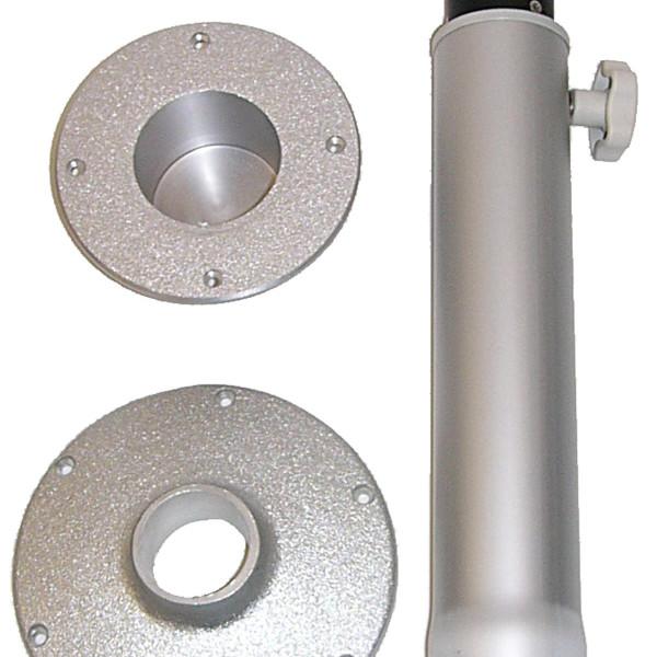 Table-Pedestal-Adjustable-&-Removable