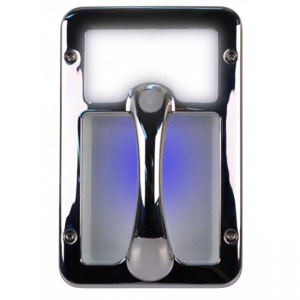 Chrome LED Grab Handle