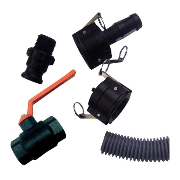 Pipeline-Waste-Kit-with-Hose-(25-mm)