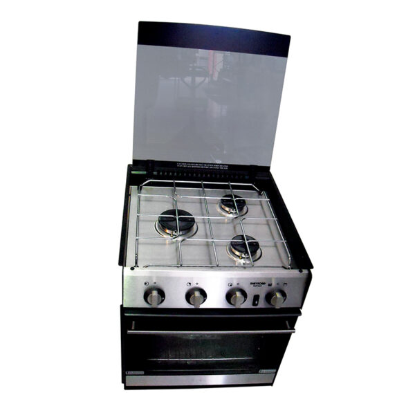 Spinflo-Triplex-Black-3-burner-Grill-Oven-with-seal