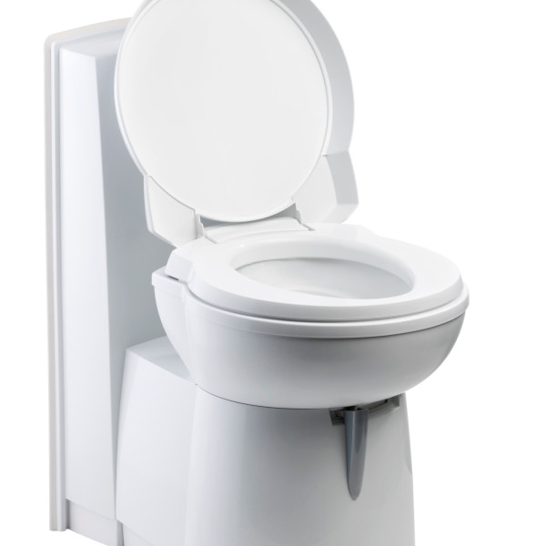 Thetford C263 China Bowl toilet 12 volt