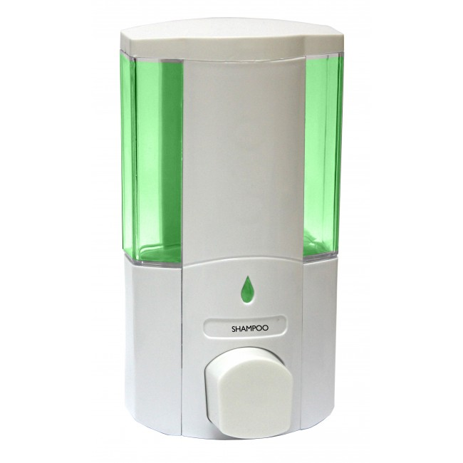 Single Or Multiple Shampoo Dispenser Silver Discount