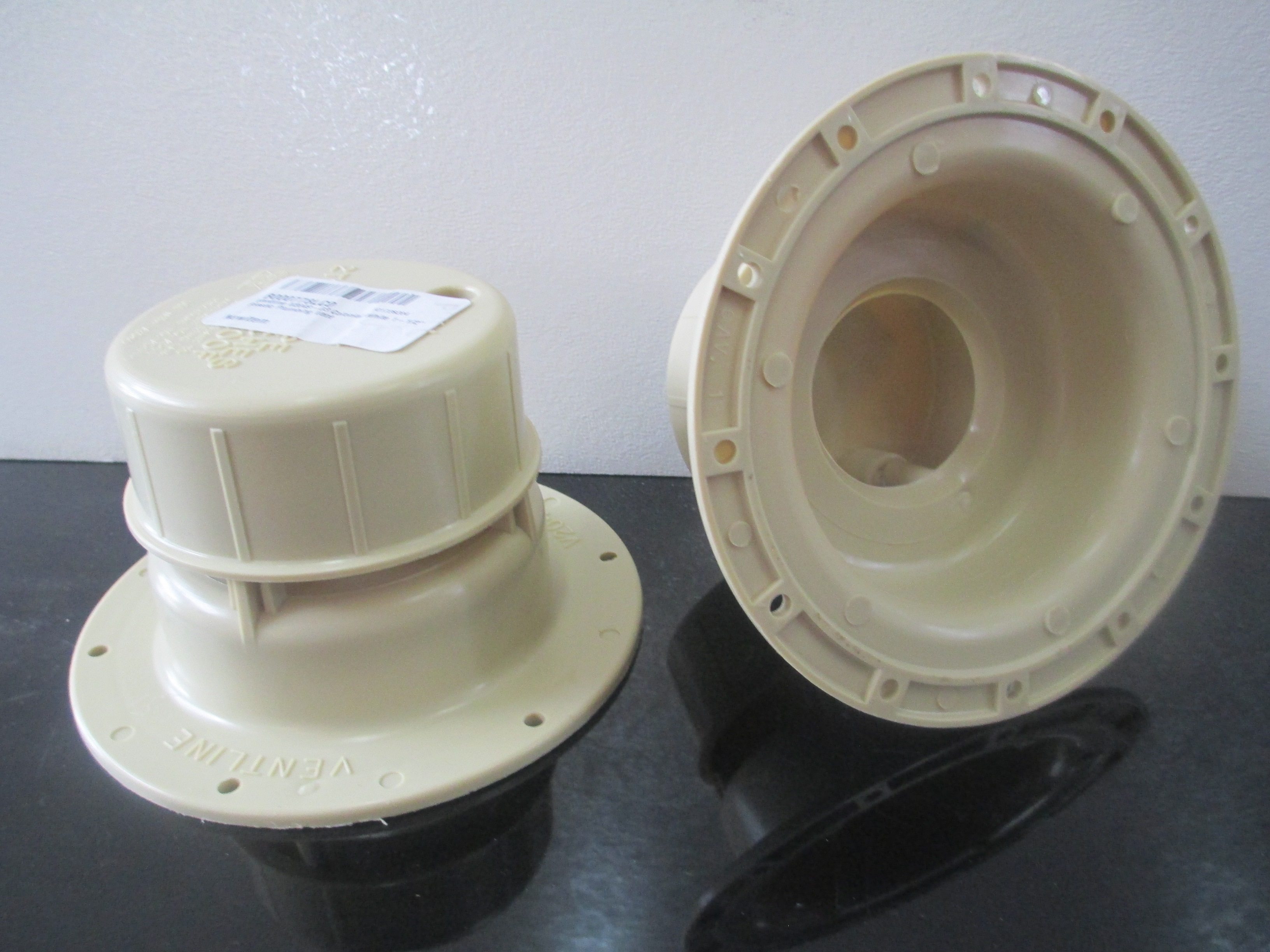 Toilet Gas Cap : Ventline plumbing breather cap discount rv parts