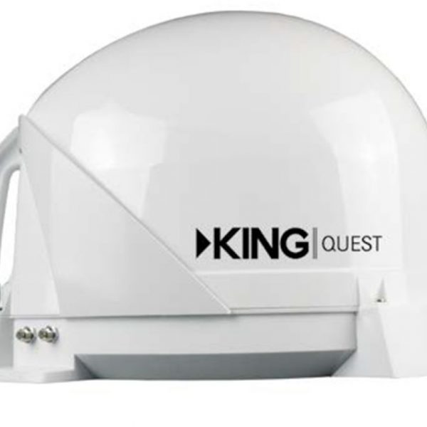 King Quest Satellite Antenna