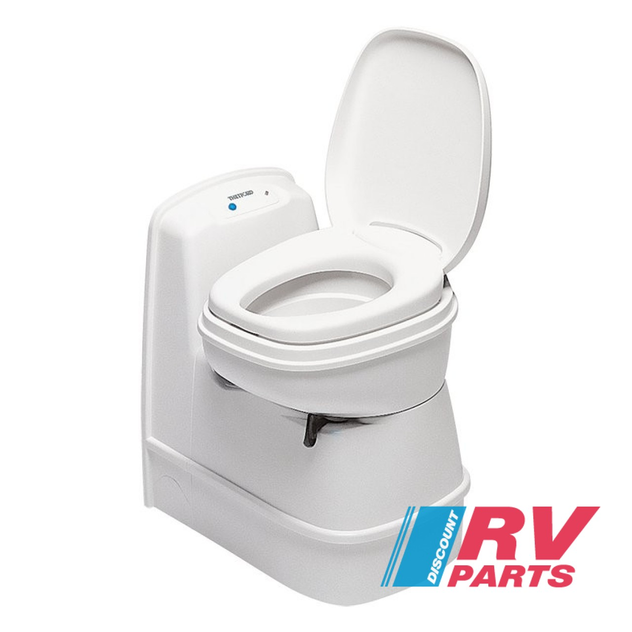Thetford C250CS Toilet with low back : Discount RV Parts