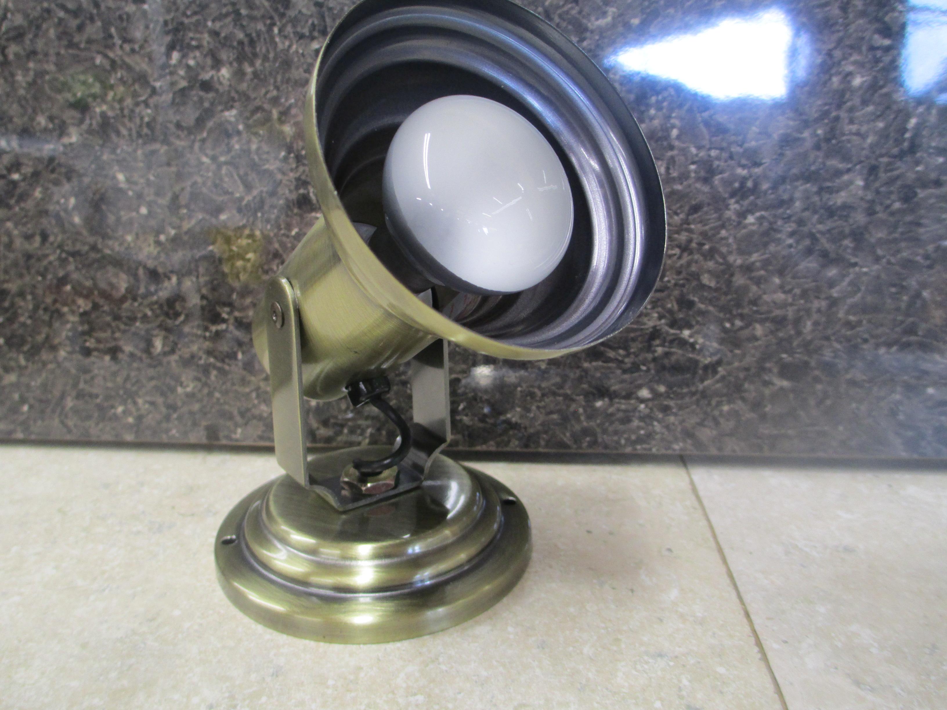 Caravan Amp Rv Lights Antique Gold Discount Rv Parts