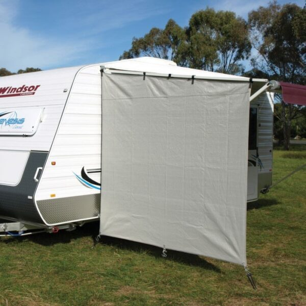 Camec privacy end caravan