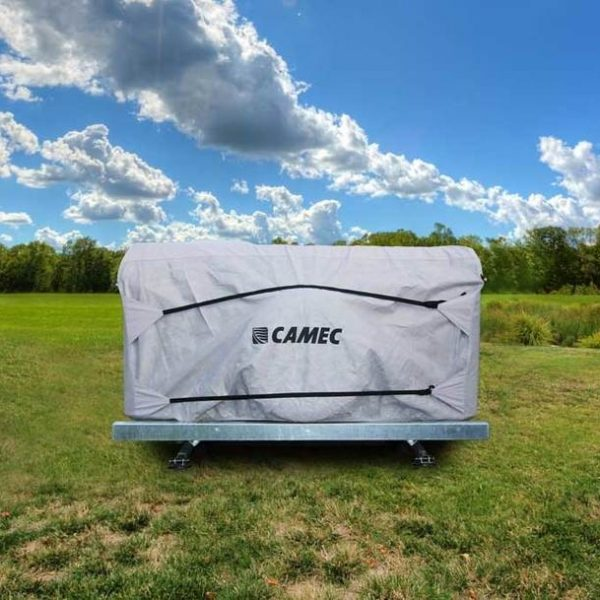 Camper trailer cover 1